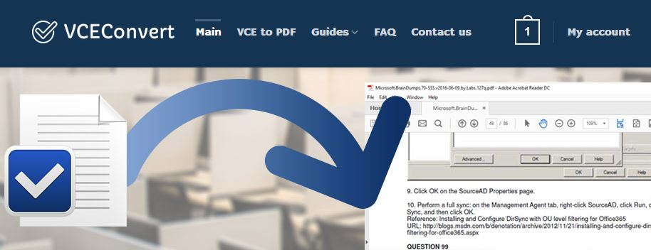 Vce viewer | free software download.