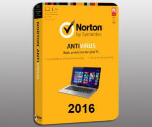 Norton Antivirus 2016