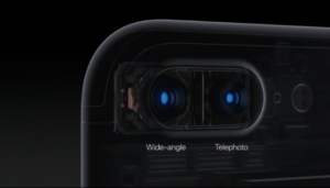 Wide angle and Telephoto lens