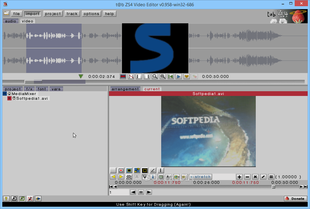zs4 Free video editor