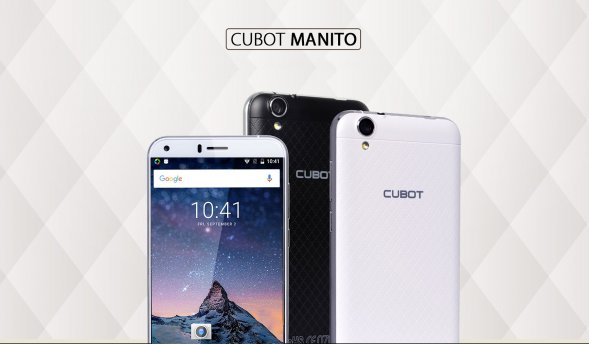 Cubot Manito 4G Smartphone