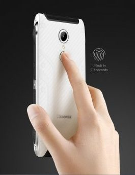 Fingerprint sensor is quite common nowadays