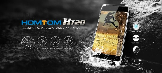 HOMTOM HT20 REVIEW