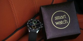 KINGWEAR KW88 smartwatch review