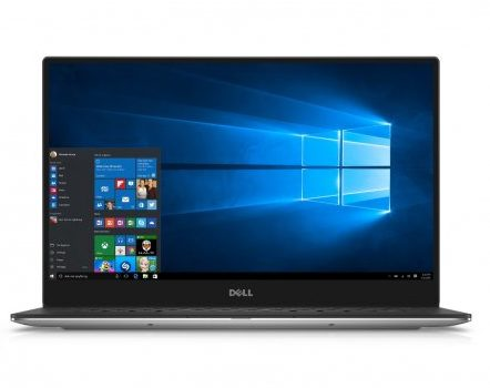 Dell XPS9350-5341SLV QHD Touchscreen - Windows 10