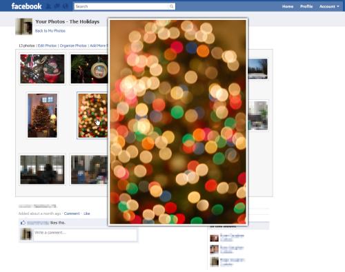 Facebook Photo Zoom safari extension