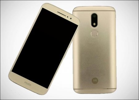 Design of Motorola M 4G Phablet