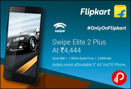 Buy SWIPE ELITE 2 PLUS from Flipkart