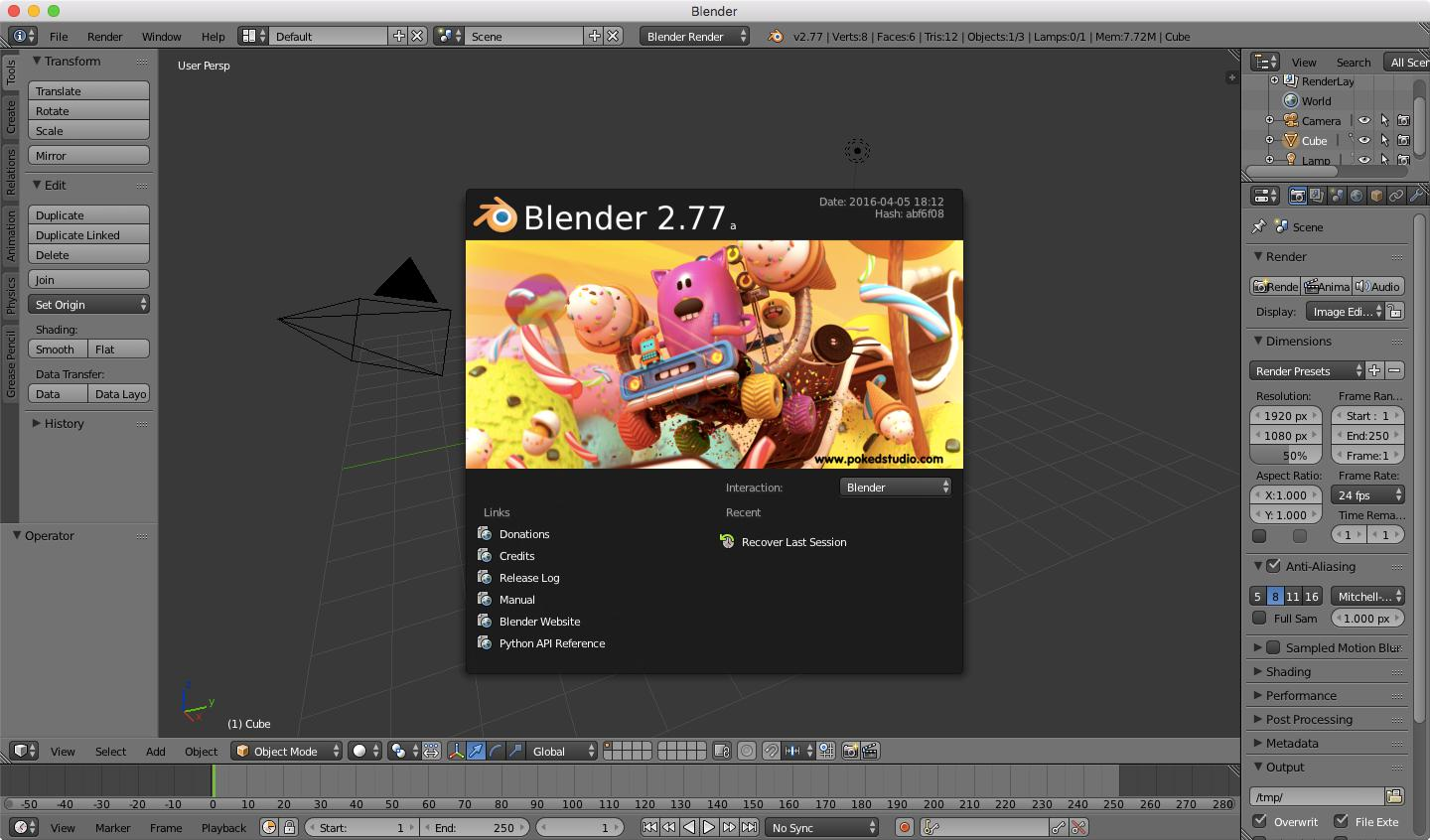 blender video editing software review