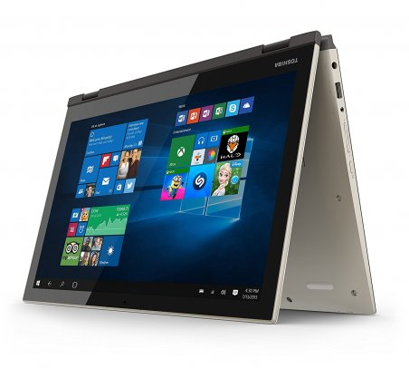 Toshiba Satellite Fusion 15 L55W-C5259 for Graphic Design
