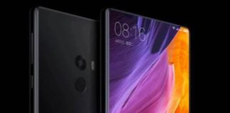 Bezel-less smarphones of 2017