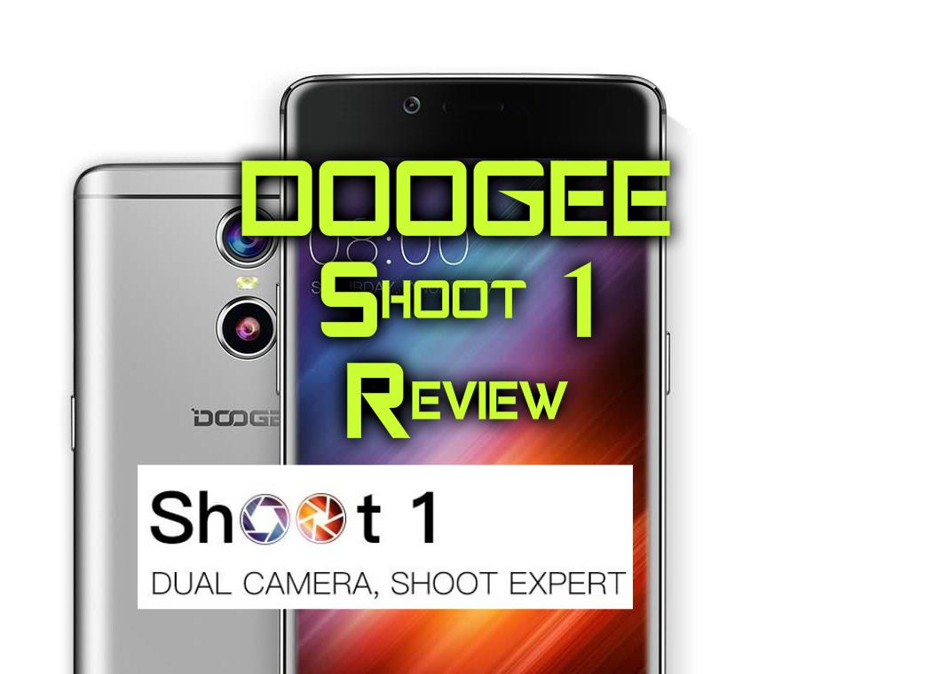 Smartphone Doogee Shoot 1: customer reviews
