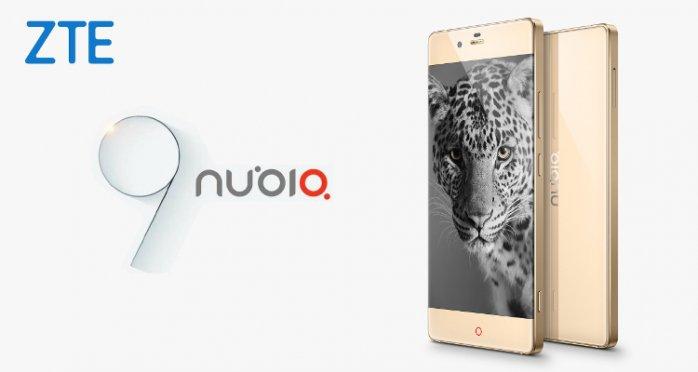 ZTE NUBIA Z9 Bezel less phone