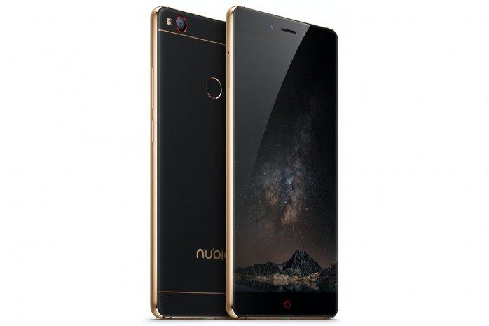 ZTE NUBIA Z11 Bazel-less phone