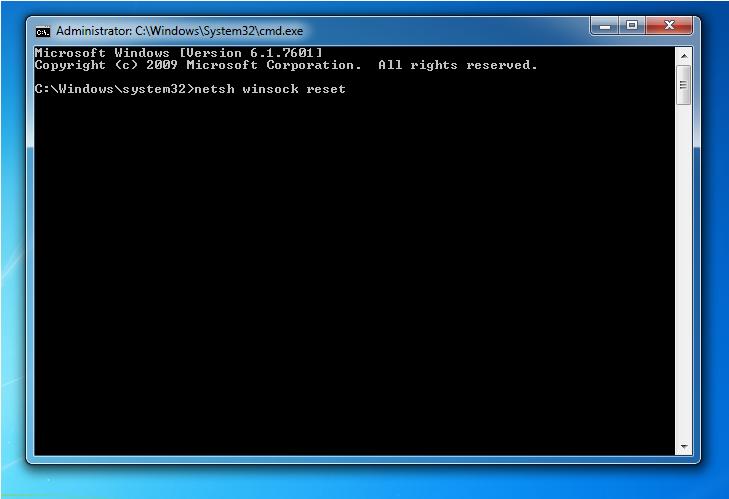 error DNS_PROBE_FINISHED_NO_INTERNET