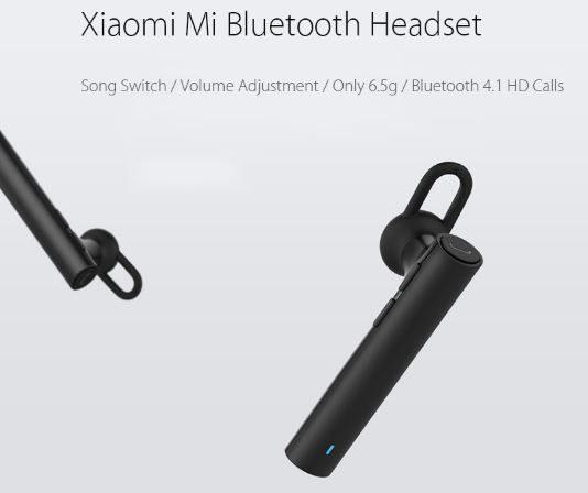 Original Xiaomi Mi Bluetooth Headset