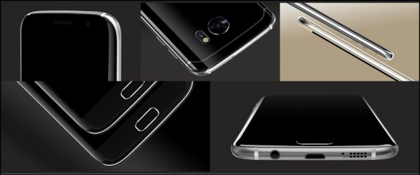 Design of Bluboo Edge Smartphone
