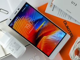 Oukitel U13 phablet review