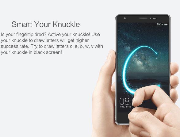 smart gesture 4G Smartphone