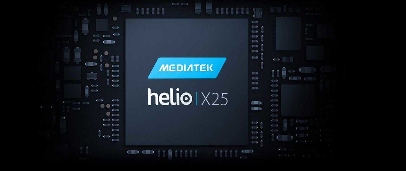 MTK Helio X25 Chipset Vernee Apollo