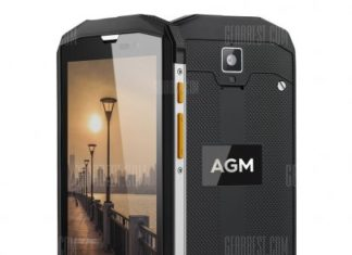 Design Reviews of AGM A8 Smartphone