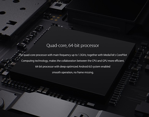 Hardware of Elephone C1X