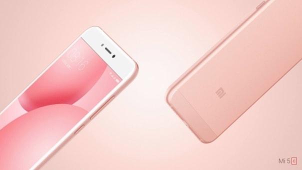 Price of Xiaomi Mi5c