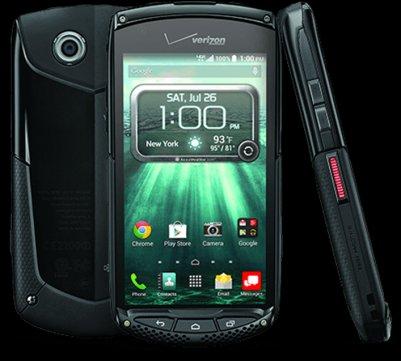 Kyocera Brigadier Rugged Smartphone