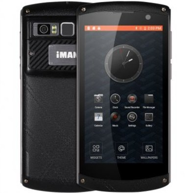 IMAN Victor Rugged Smartphone: