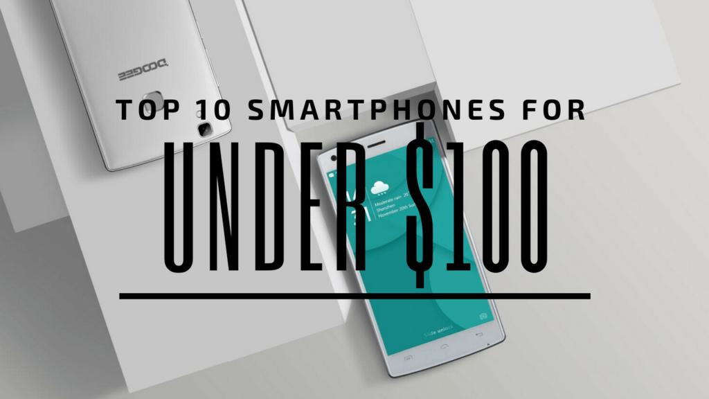 Chinese Smartphones under $100