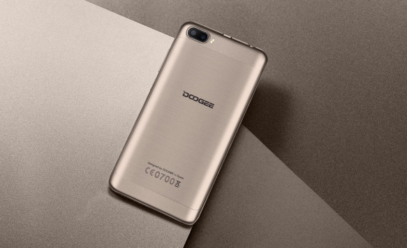 Doogee shoot 2 dual camera