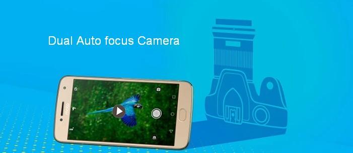 Moto G5 plus camera