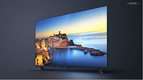 4K display Xiaomi LED