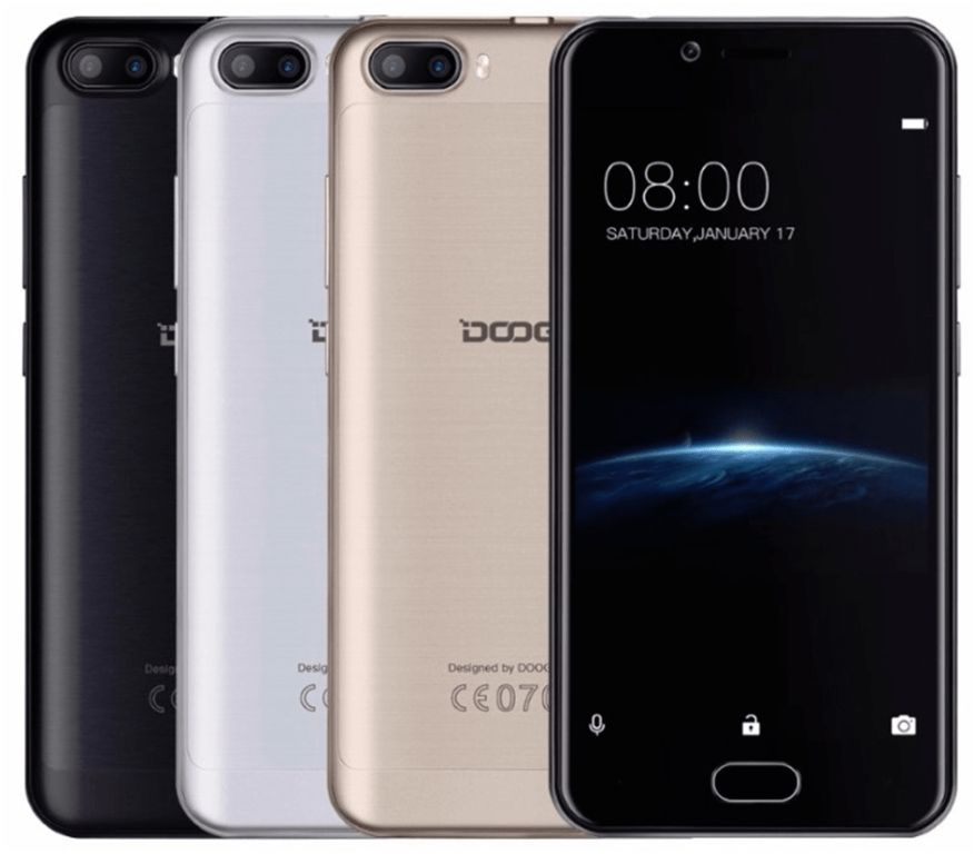 DOOGEE Shoot 2 Price & Availability