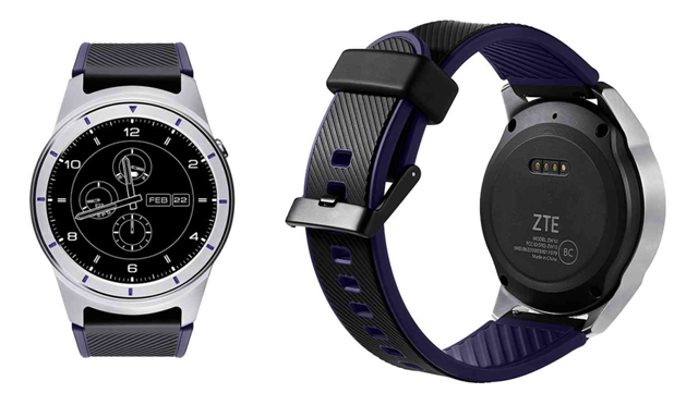 ZTE Quartz Smart Watch