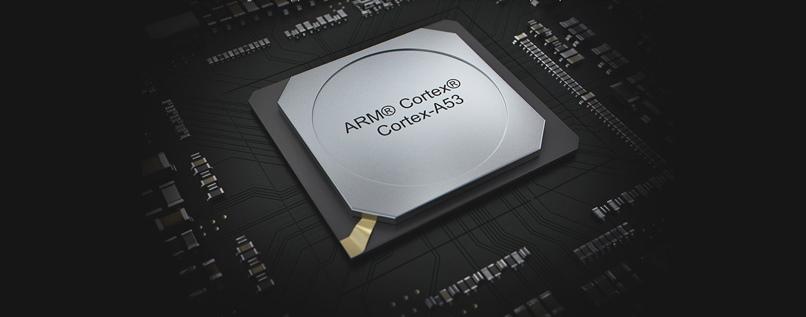 ARM Cortex-A53 central processor