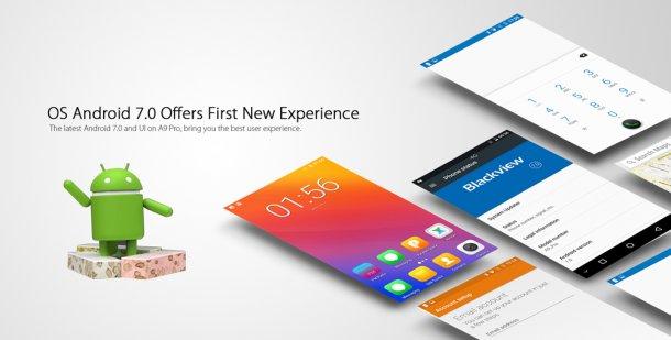 Android v.7 Nougat