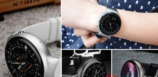 I4 3G Smartwatch Review