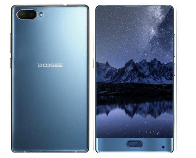 BEZELLESS DOOGEE MIX