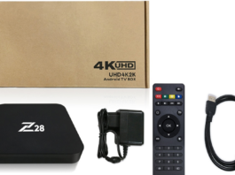Z28 tv box review