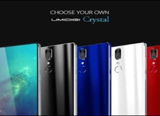 umidigi crystal smartphone