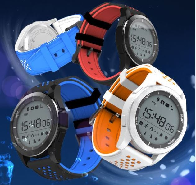 no.1 f3 smartwatch