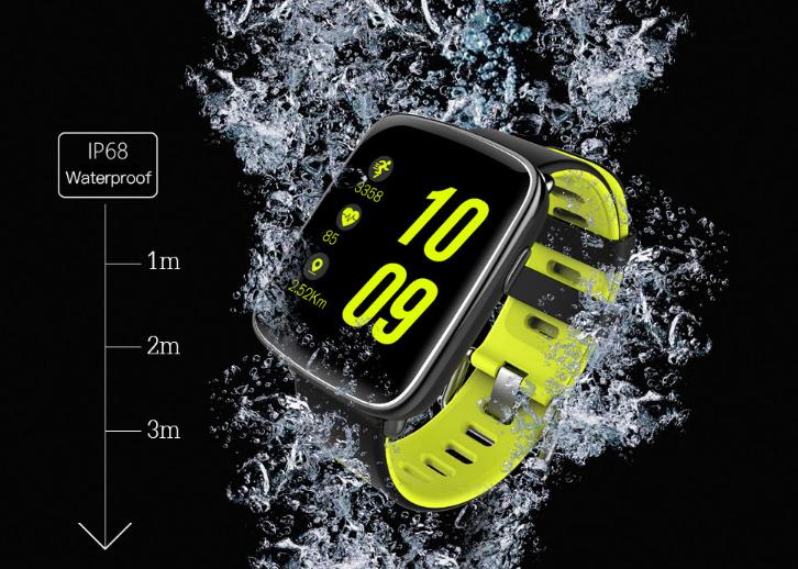 KingWear GV68 smartwatch