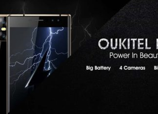 Oukitel K3 smartphone Review