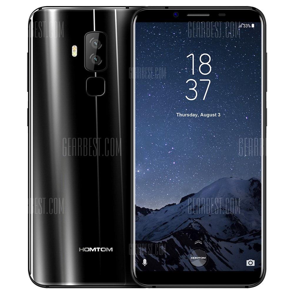 HOMTOM S8 SMARTPHONE