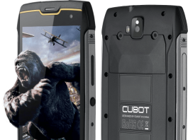 Cubot King Kong Rugged Smartphone