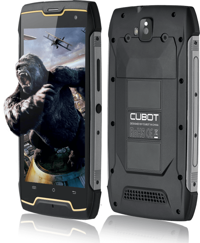 Cubot King kong Review