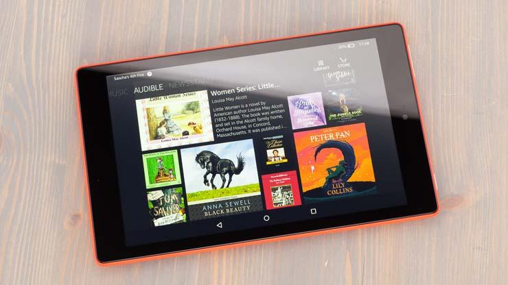 Amazon Fire-HD 8