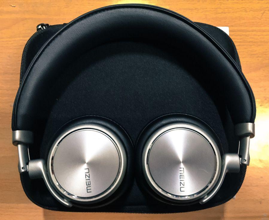 Kết quả hình ảnh cho Meizu HD50 Headphones Review: Best Noise Cancellation Headphone