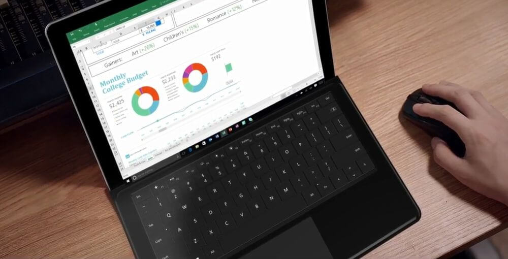 Chuwi Surbook Review